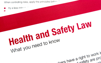 Health and Safety Legal Requirements